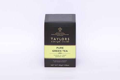Taylors Pure Green Tea 20's