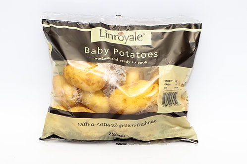 Salad Potatoes 750g