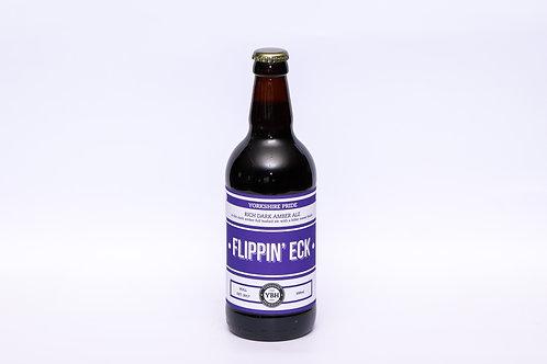 Yorkshire Brewhouse Flippin Eck Rich Dark Amber Ale 500ml