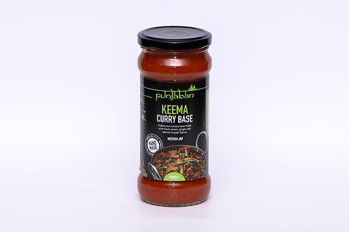 Punjaban Keema Curry Base 350g