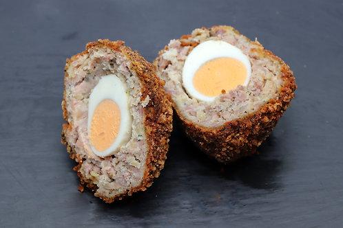Cheddar & Bacon Scotch Egg
