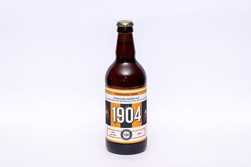 Yorkshire Brewhouse 1904 Yorkshire Amber Ale 500ml