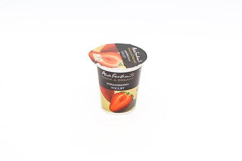 Strawberry Yogurt 125g