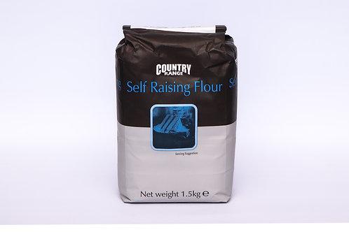 Country Range Self Raising Flour1.5kg