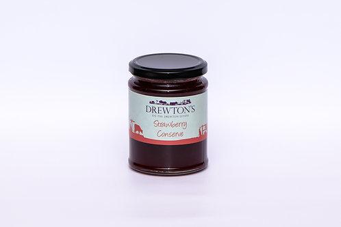 Drewton's Strawberry Conserve 340g