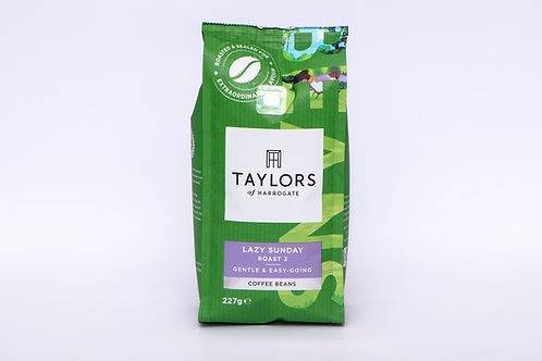 Taylors Lazy Sunday Coffee Beans 227g