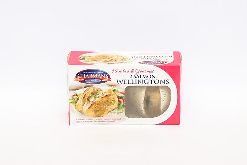 Chapman's Salmon Wellingtons