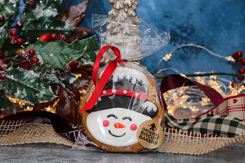 Original Biscuit Baker Snowman
