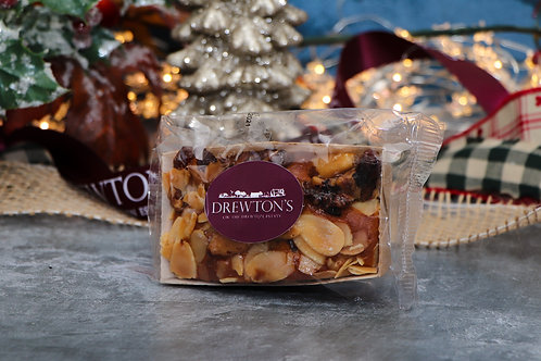 Drewton's Mini Nut Topped Fruit Cake Loaf