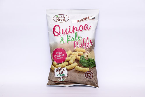 Eat Real Quinoa & Kale Puffs 113g