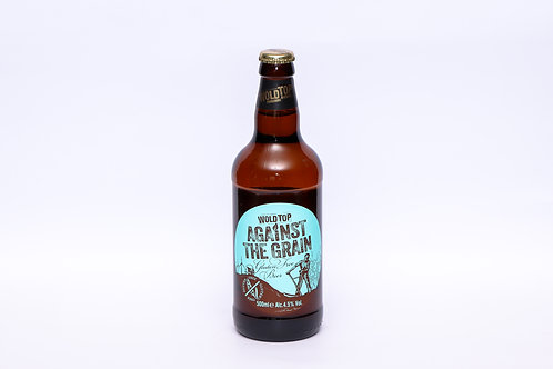 Wold Top Against The Grain 500ml