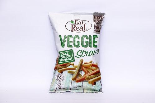 Eat Real Kale, Tomato & Spinach Veggie Straws 113g