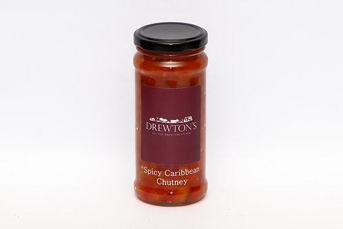 Drewton's Spicy Caribbean Chutney