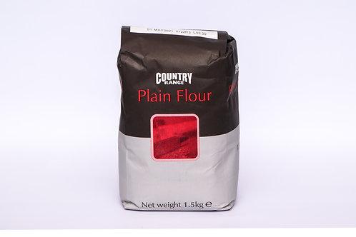Country Range Plain Flour 1.5kg