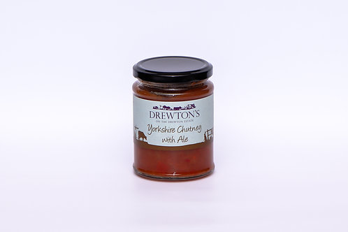 Drewton's Yorkshire Chutney with Ale