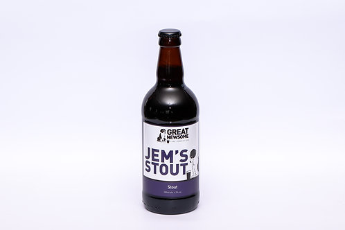 Great Newsome Jem's Stout