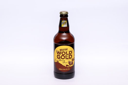 Wold Top Wold Gold Blonde Beer 500ml