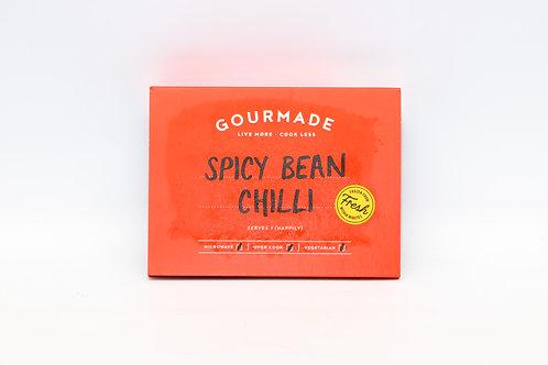 Gourmade Spicy Bean Chilli 300g - Serves 1