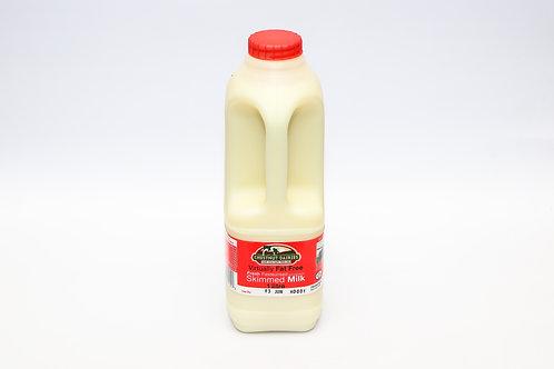 Milk (Skimmed) 1 Litre