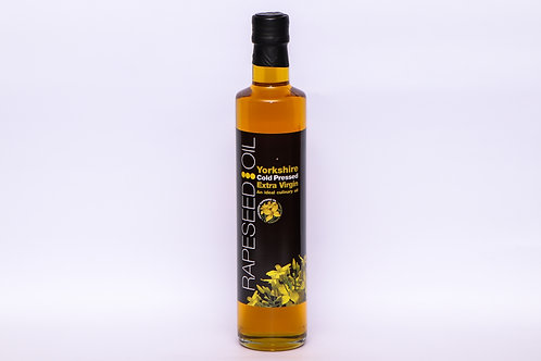 Yorkshire Rapeseed Extra Virgin Natural Oil