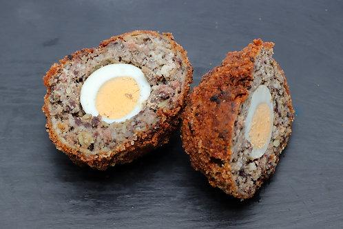 Black Pudding & Apple Scotch Egg