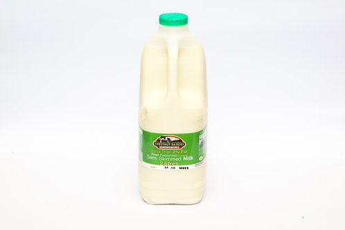 Milk (Semi Skimmed) 2 litres