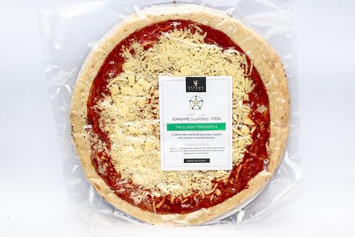 Yorkshire Sourdough Margherita Pizza