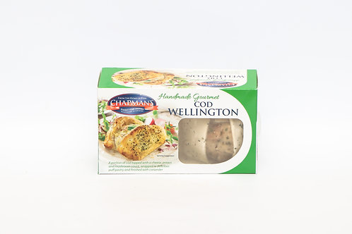 Chapman's Cod Wellington