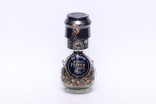 All Natural 4 Seasons Peppercorn Mill 35g