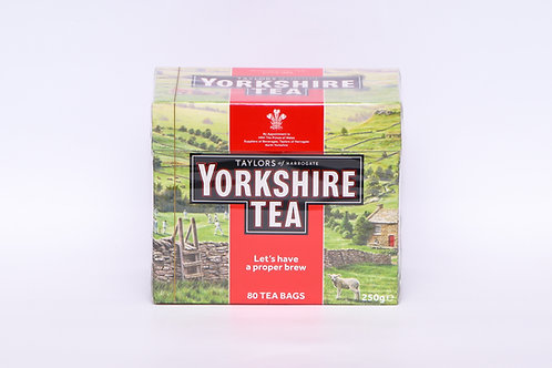 Yorkshire Tea Bags 80's