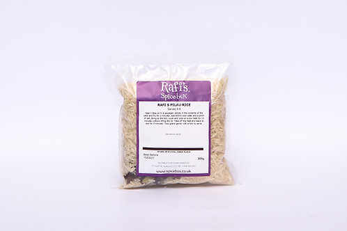 Rafi's Spice Pilau Rice