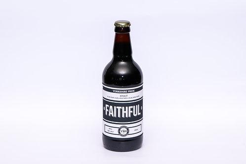 Yorkshire Brewhouse Faithful Stout 500ml