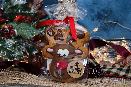Original Biscuits Ruby Reindeer