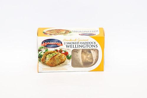 Chapman's Smoked Haddock Wellingtons