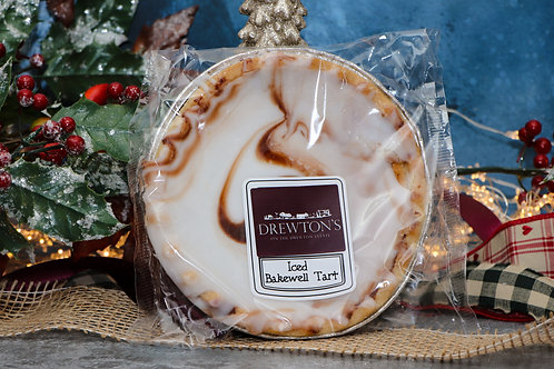 Drewton's Iced Bakewell Tart