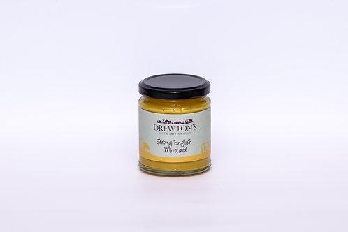 Drewton's Strong English Mustard 150g