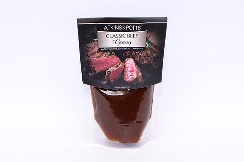 Atkin & Potts Classic Beef Gravy