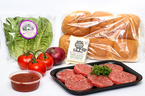 Father's Day Gourmet Burger Pack - PRE-ORDER