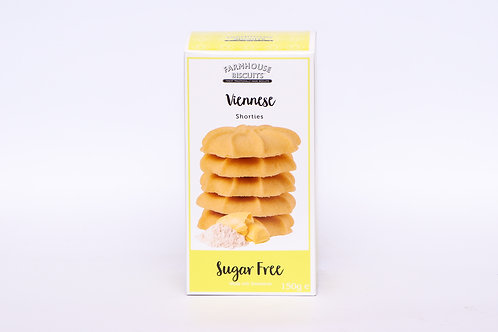 Sugar Free Farmhouse Biscuits Viennese Shorties