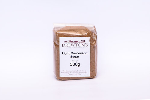 Drewtons Light Muscovado Sugar