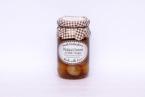 Sarah Darlington's Pickled Onions in Malt Vinegar
