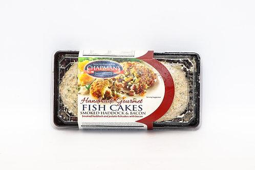 Chapman's Smoked Haddock & Bacon Fish Cakes
