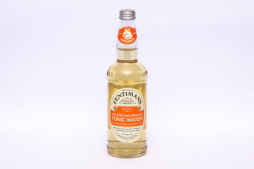 Fentimans Valencian Indian Tonic Water 500ml