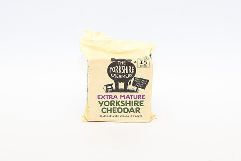 Yorkshire Cheddar Extra Mature 200g