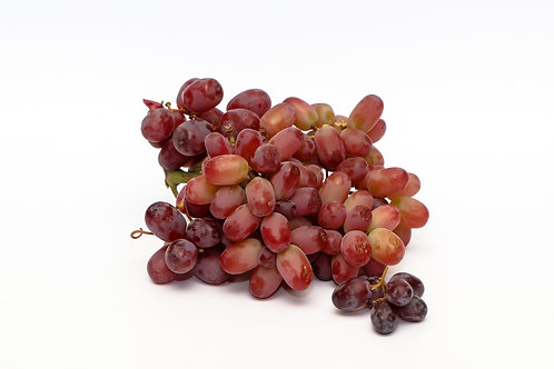 Red Seedless Grapes Punnet