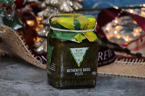 Cottage Delight Authentic Basil Pesto