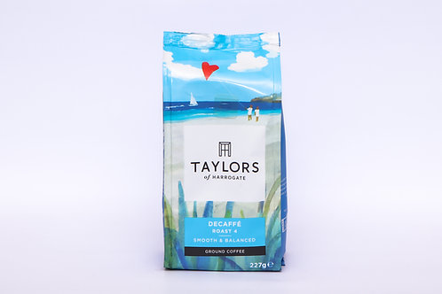 Taylors Decaffe Ground Coffee 227g