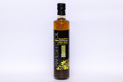 Yorkshire Rapseed Oil with Mixed Herbs 500ml