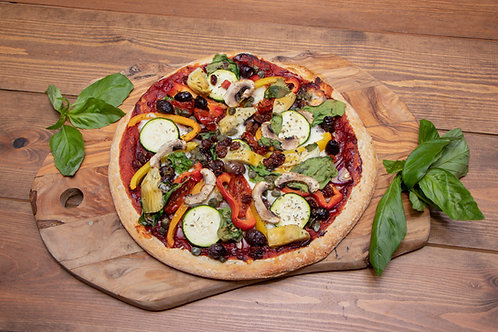 Vegetariana Supreme Pizza
