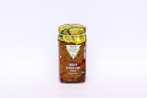 Cottage Delight Indian Spiced Lime Pickle